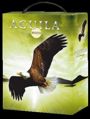 Aguila Airen – wino białe wytrawne 3L