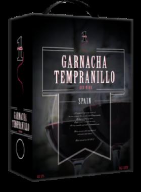 NO.1 Garnacha Tempranillo – wino czerwone wytrawne 3L