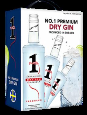 NO.1 Premium Dry Gin 3L