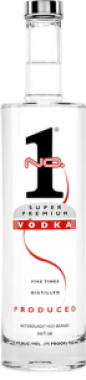 Wódka Super Premium No.1