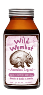 Wódka Wild Berry