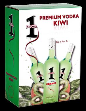 NO.1 Premium wódka kiwi 3L
